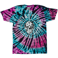 Enlightened T-shirt Tye Dye: FR3N3MY | There is no religion higher than the truth