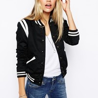 Denim & Supply By Ralph Lauren Varsity Jacket