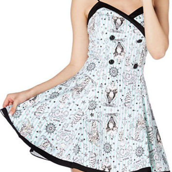 Nautical Circus Sideshow Dress