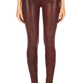 J Brand Jeans - L8001 Leather Super Skinny by J Brand