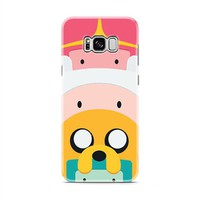 Adventure Time Characters Samsung Galaxy S8 | Galaxy S8 Plus Case