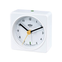 Braun Square Clock - BNC-2 - White