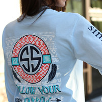 Simply Southern Long Sleeve - Arrow