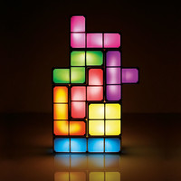 The Tetromino Light Sculpture