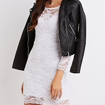 Sexy Mesh, Cut-Out & Lace Bodycon Dresses | Charlotte Russe