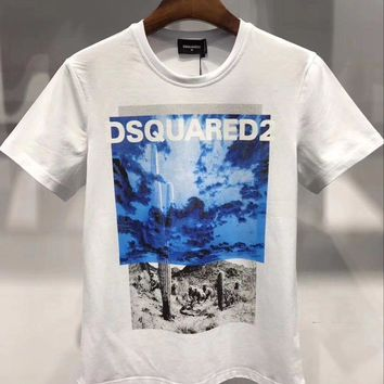 Dsquared2 T-Shirt Top Tee-20