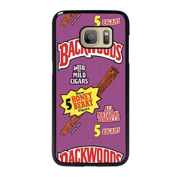 ONLY BACKWOODS CIGARS Samsung Galaxy S7 Case