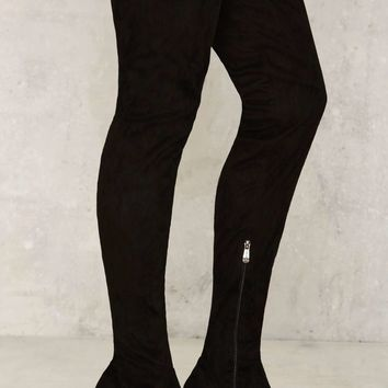 Wisteria Over-the-Knee Boot