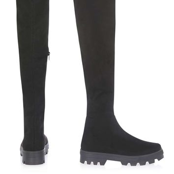 DIAL Over The Knee Boots | Topshop