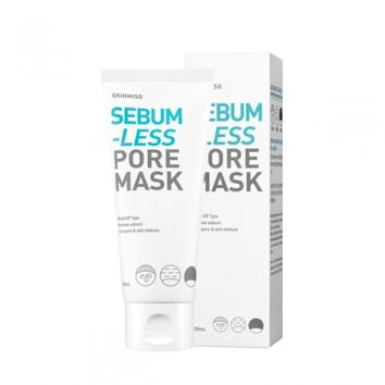 [SKINMISO] Sebum-less Pore Mask - Wishtrend