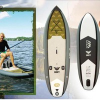 iSUP board stand up paddle board. 11 foot board