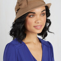 Menswear Inspired Tender Embers Hat by ModCloth