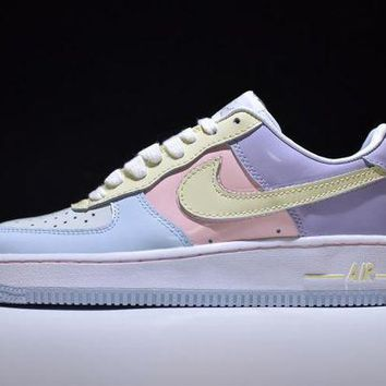 PEAPNW6 Nike Air Force 1 One Low Retro Easter Egg Running Sport Casual Shoes