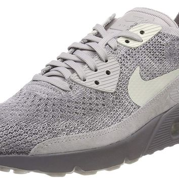 NIKE Men's Air Max 90 Ultra 2.0 Flyknit Running Shoe