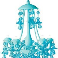 Aqua Locker Chandelier