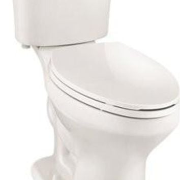 PREMIER SELECT™ ULTRA CLEAN HIGH EFFICIENCY ALL-IN-ONE COMFORT HEIGHT TOILET WITH SLOW CLOSE SEAT