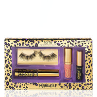 limited-edition maneater makeover lash & lip set from tarte cosmetics