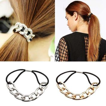 DCCKLW8 YouMap Women Tiara Boho Chic Bridal Head Chain Hair Jewelry Headband Accessories For Wedding Photo Party A13R2C