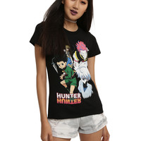 Hunter X Hunter Group Girls T-Shirt