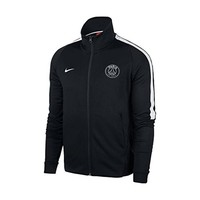 Nike Paris Saint Germain Franchise Jacket [BLACK]
