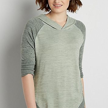 ultra soft hooded pullover sweater | maurices
