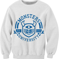 Monsters University Campus Sweatshirt