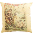 ModCloth Nifty Nerd, Scholastic World of Wonderland Pillow