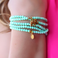 Charmed by the Sahara Bracelet