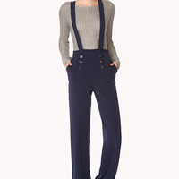 Overall Sailor Pants | FOREVER21 - 2000126368
