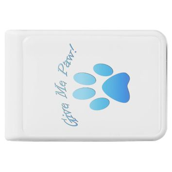 Give Me Paw (blue) Power Bank