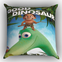 the good dinosaur poster Z0962 Zippered Pillows  Covers 16x16, 18x18, 20x20 Inches