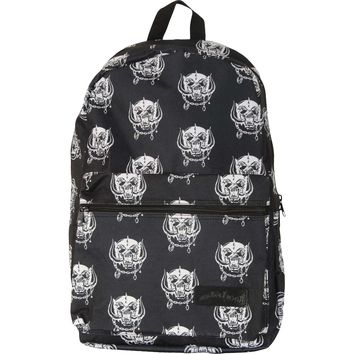 Motorhead Backpack Black