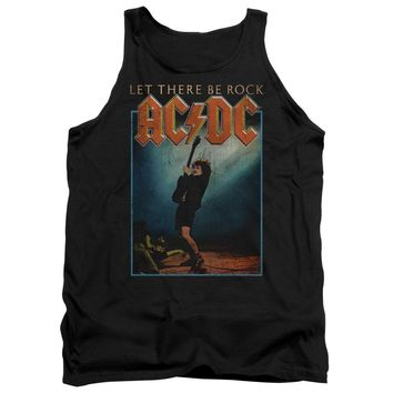 Acdc - Let There Be Rock Adult Tank