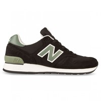 New Balance 670 MADE IN UK, Black/Green GG @ Hype DC