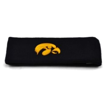 Top of the World Women's Iowa Hawkeyes Black Headband - Dick's Sporting Goods