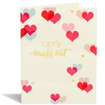 Make Out Card