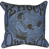 Knock One Back Pillow