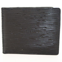 Horizon Bifold Wallet in Black