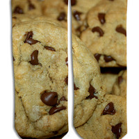 Cookies Barely Show Socks - Cookies Barely Show SocksCereal