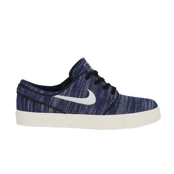 Nike SB Zoom Stefan Janoski Exp PQS - Obsidian/Ivory 678420-401 Mens Shoes at Primitive Shoes & Apparel