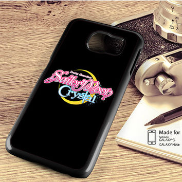Sailor Moon Crystal Samsung Galaxy S4 S5 S6 S6 Edge S6 Edge Plus S7 S7 Edge Case Note 3 4 5 Edge Case
