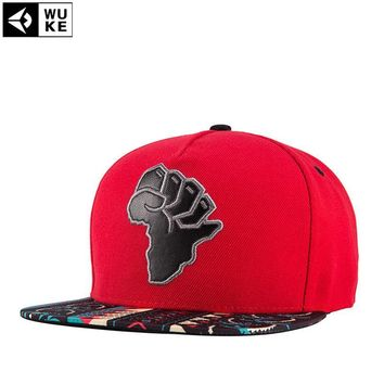 Trendy Winter Jacket Map Of Africa Red Color Canvas Cotton Adjustable Snapback Caps For Men Women Sports Hats Basketball Baseball Caps High Quality AT_92_12