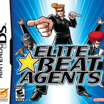 Elite Beat Agents - Nintendo DS (Game Only)