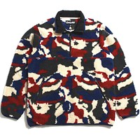 Trail Pullover Fleece Jacket Multi