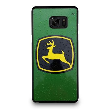 JOHN DEERE 3 Samsung Galaxy Note 7 Case Cover