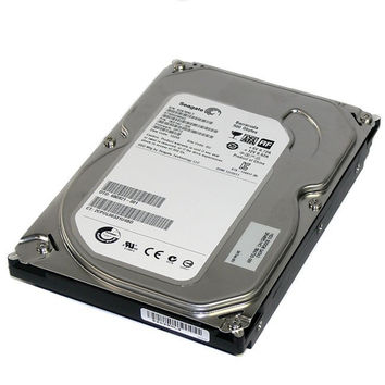 500GB Seagate Barracuda SATA/600 7200RPM 16MB Buffer 3.5 Internal Hard Drive ST500DM002