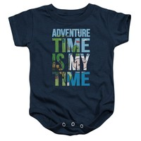 Adventure Time - My Time Infant Snapsuit