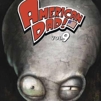DCCK2JE American Dad - Season 9 [DVD]