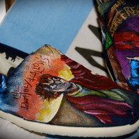 HP Themed TOMS