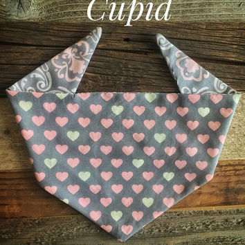 "The ""Cupid"" Snap Bandana"